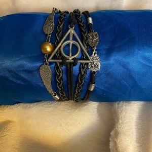 Boho Owl Bracelet